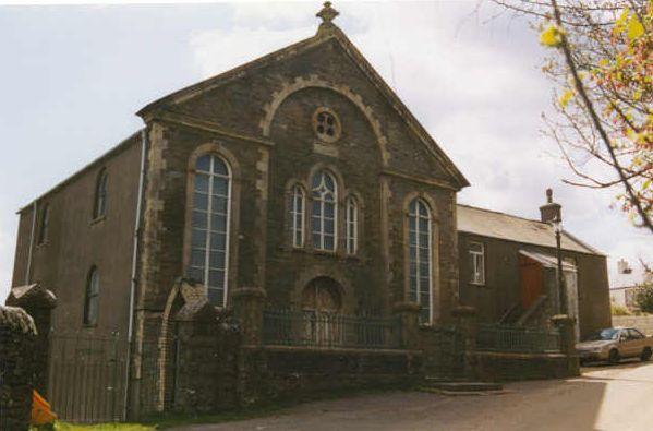 Photo of Groeswen Chapel